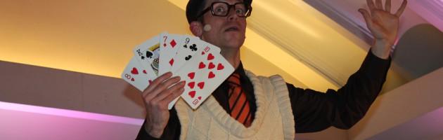 Schmitz-Backes …Humor und Zauberkunst