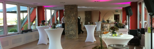 Rheinloft Cologne – über den Dächern Köln's feiern