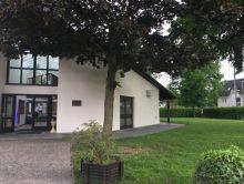 Bürgersaal Heister – Feiern mitten im Ort, Garten inklusive